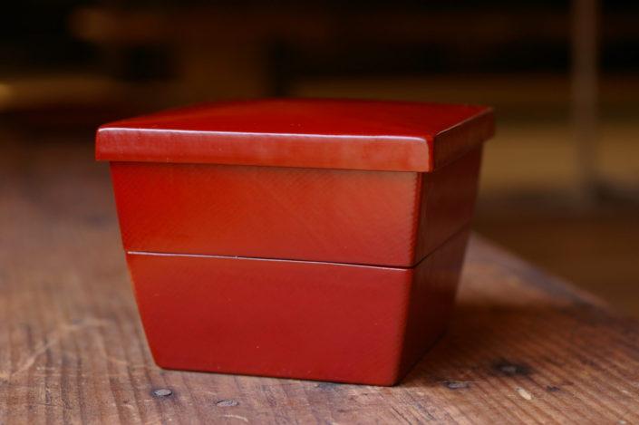 1040 甲盛正方弁当箱 12×12×9