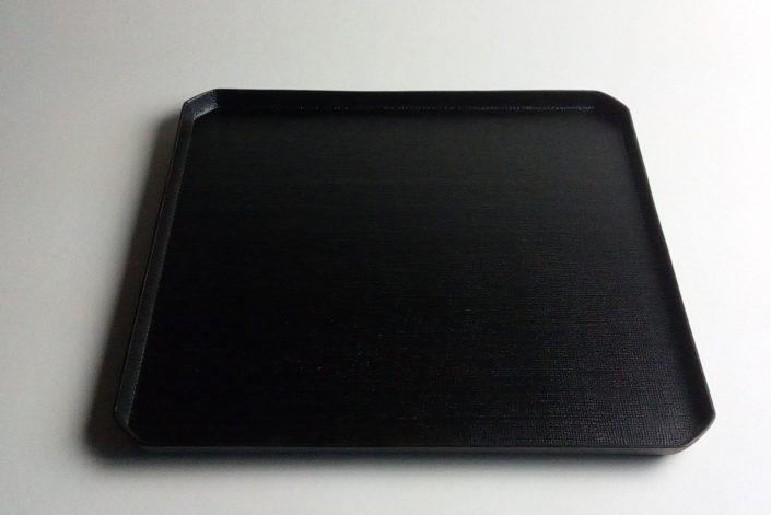 1058 布目角切正方 折敷 31.2×31.2×1.9