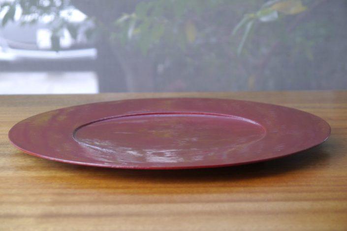 20 西洋丸皿 尺 φ30.5×2.2