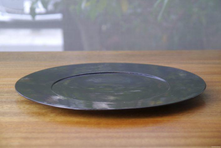 21 西洋丸皿 8寸 φ24.2×1.8