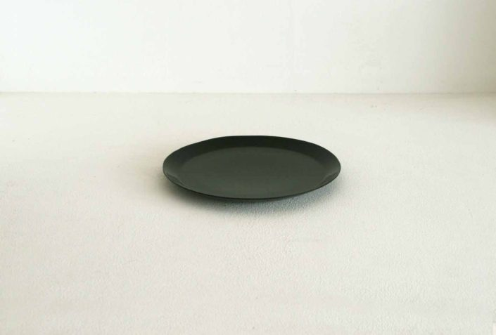 45 丸底皿 6寸 φ18×1.5