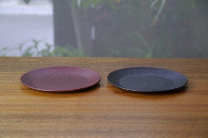 47 布目丸皿 4寸 φ12.2×1.0